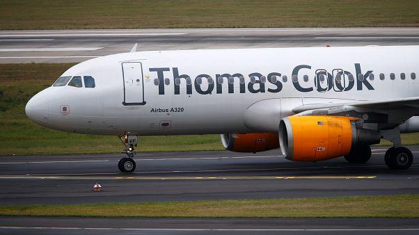 Thomas Cook employees take to social media following liquidation | #TheCube