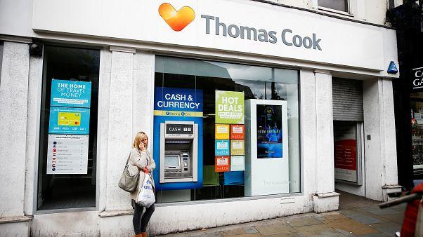 Problemas da Thomas Cook vêm de longe