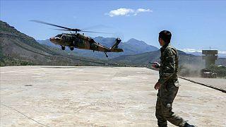 Irak'ın kuzeyinde PKK'nın döşediği patlayıcı inflak etti: 2 Türk askeri yaşamını yitirdi