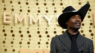 Vestidos e discursos marcam noite de Emmy
