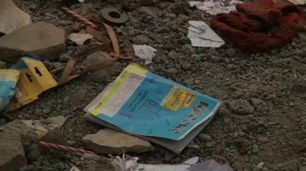 Gyerekek haltak meg egy összedőlt nairobi iskolában