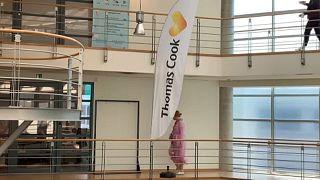 Thomas Cook sigue operando en Bélgica y Alemania