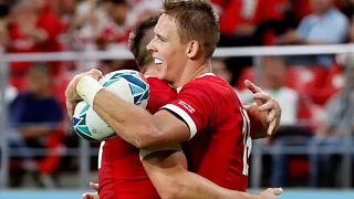 Rögbi-vb: fölényes walesi győzelem