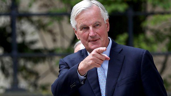EU negotiator Michel Barnier says UK's Brexit stance is 'unacceptable'
