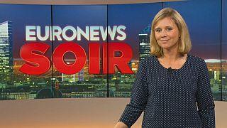 Euronews Soir : l'actualité du lundi 23 septembre 2019