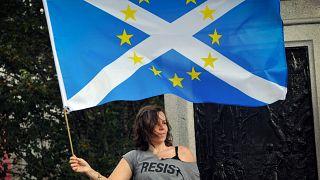 """Escocia y Brexit: """"La gente se siente avergonzada por lo que tienen que pasar sus amigos de la UE"""""""