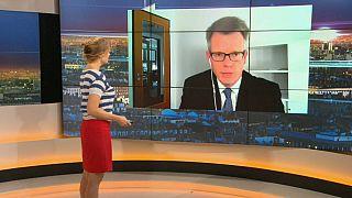 Hubertus Bardt bei Euronews am Abend