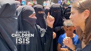 Exclusive: THE CAMPS AND THE CALIPHATE - what is left of ISIS