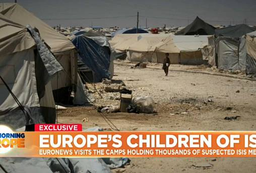 Exclusive: Europe's children of the so-called Islamic State