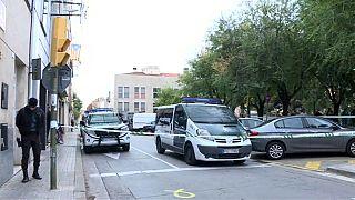 Spanien: 9 Separatisten wegen Terrorverdacht verhaftet
