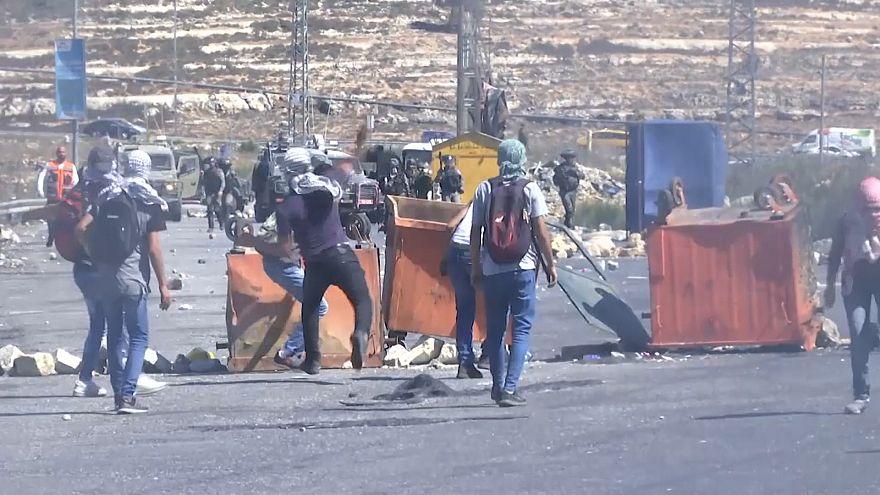 اعتصاب غذای زندانیان فلسطینی؛ درگیری میان معترضان و نیروهای اسرائیلی