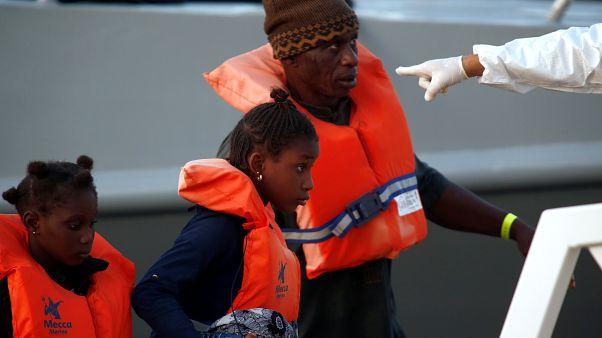 5 AB ülkesi Akdeniz'de kurtarılan göçmenlerin nasıl paylaşılacağı konusunda anlaştı