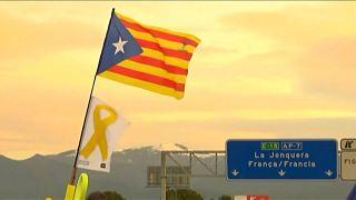 Detidos independentistas catalães suspeitos de planear ações violentas