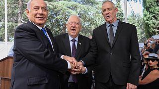 Reunión tripartita por el futuro de Israel