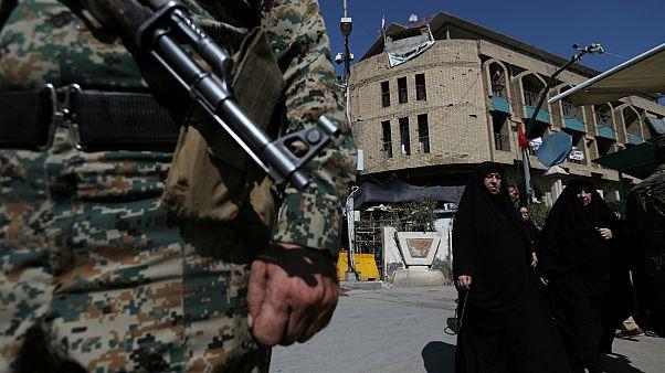 أحد أفراد قوات الأمن العراقية- أرشيف رويترز