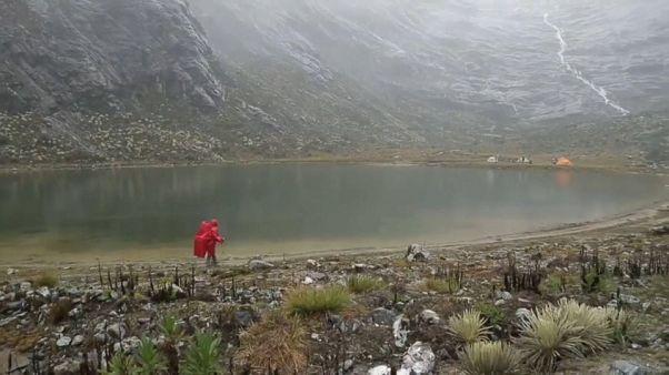 Wissenschaftler dokumentieren das Verschwinden von Venezuelas letztem Gletscher
