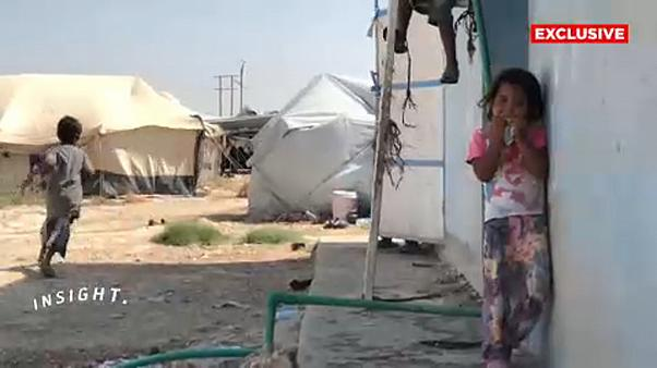 A la rencontre des familles de Daesh : les enfants, premières victimes du conflit