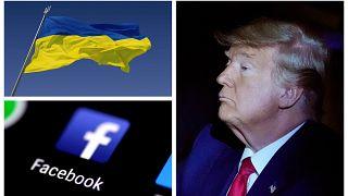 Facebook удалил протрамповскую страницу, которую вели украинцы