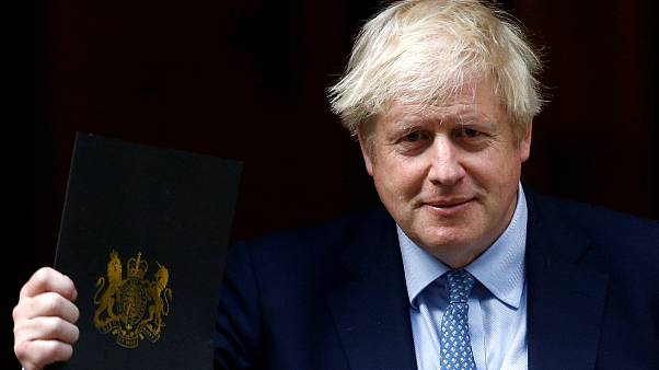 Watch again: Boris Johnson dares opposition to call vote of no confidence