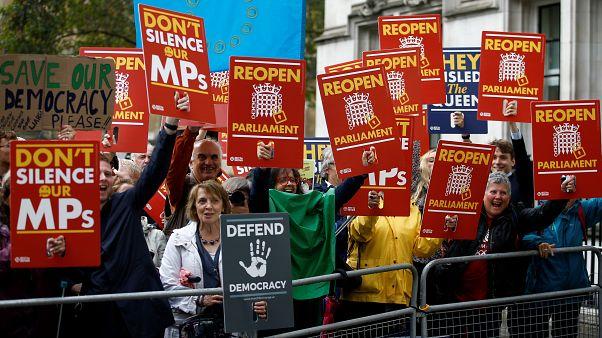 المحكمة العليا البريطانية تقضي بعدم قانونية قرار جونسون تعليق أعمال البرلمان