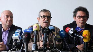 La cúpula de las FARC reconoce su responsabilidad en los secuestros