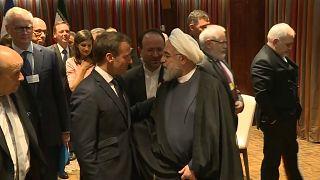 Macron media con l'Iran, prove di dialogo sul nucleare
