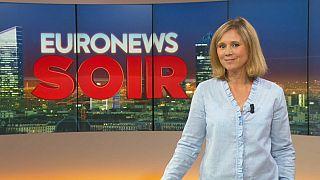 Euronews Soir : l'actualité du mardi 24 septembre 2019