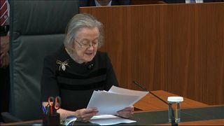 İngiltere Yüksek Mahkemesi Yargıcı Brenda Hale