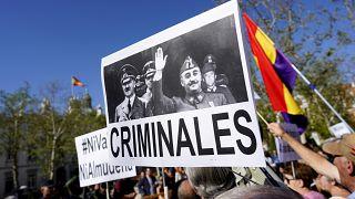El Tribunal Supremo español avala el traslado de los restos de Franco al cementerio de El Pardo