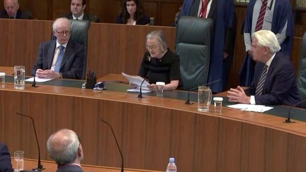 واکنشها به حکم دادگاه عالی بریتانیا در غیرقانونی خواندن تعلیق پارلمان
