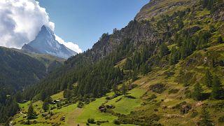 Swiss lament that UK operation to repatriate Thomas Cook travellers is codenamed Matterhorn
