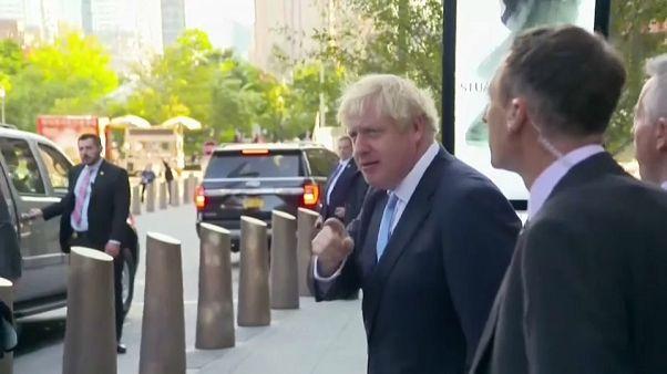 Johnson no descarta una segunda intentona para cerrar el Parlamento