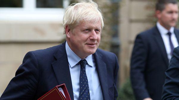 Джонсон выполнит решение Верховного суда Великобритании