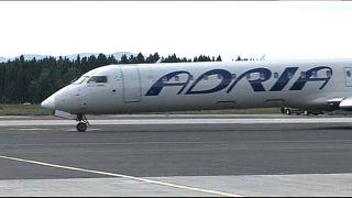 Adria Airways fliegt nicht