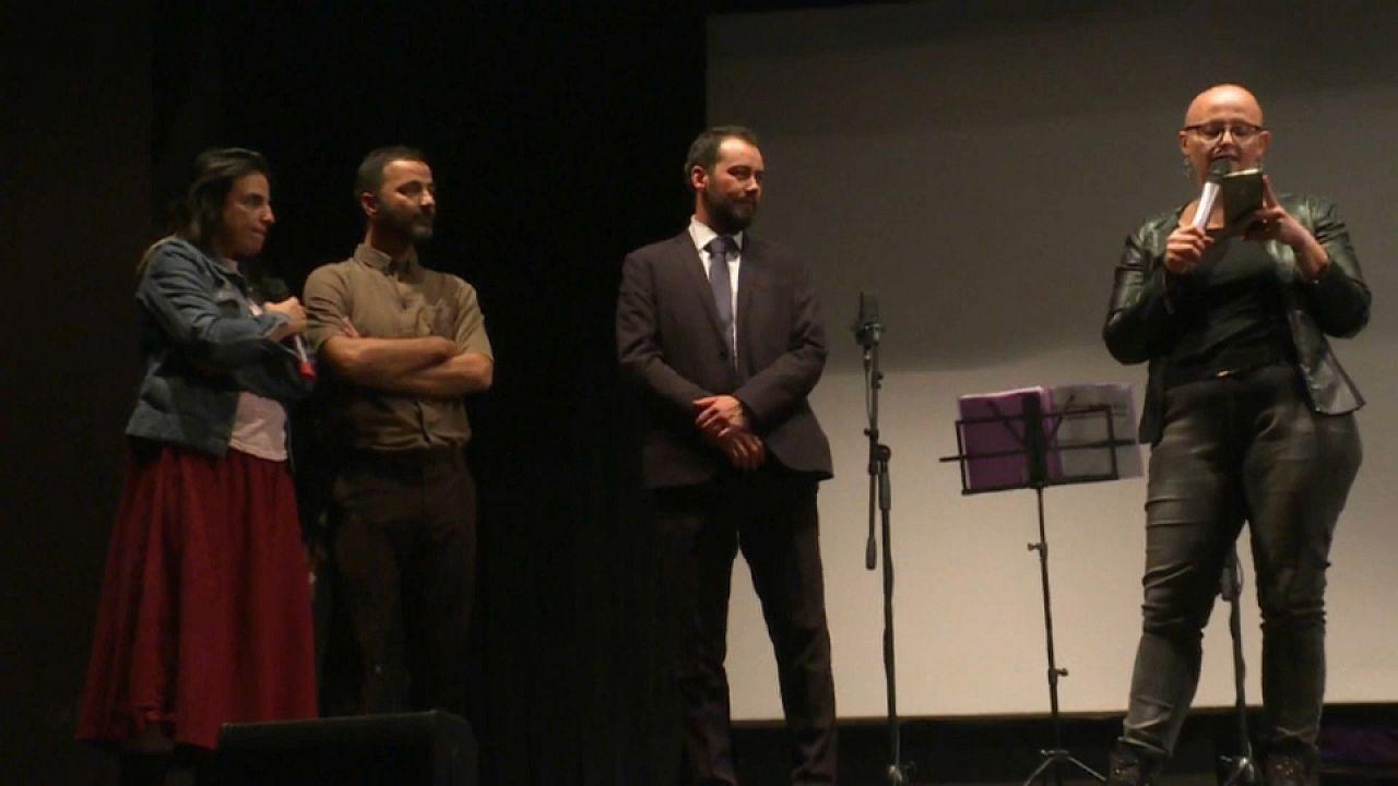 Il sindaco transgender al Festival di Bari