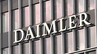 Wegen Dieselskandal: Daimler muss 870 Millionen Strafe zahlen