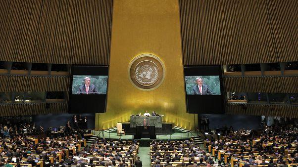 Trump: Scharfe Kritik an Iran und China