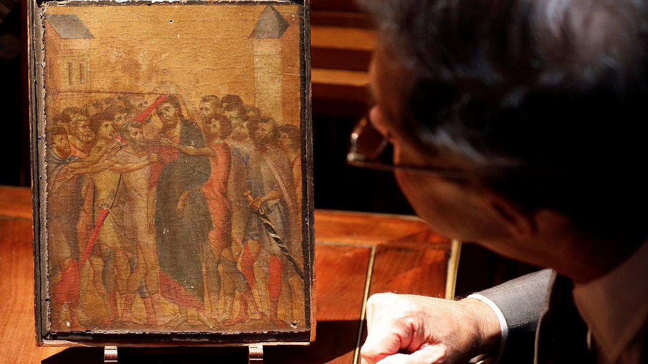 Ένας «ξεχασμένος» πίνακας δημοπρατήθηκε με τιμή κοντά στα 6 εκατ. ευρώ