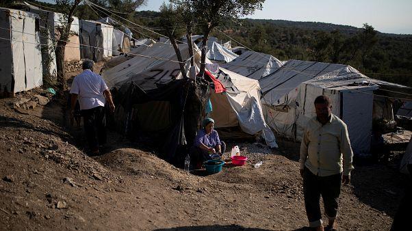 مرگ یک پناهجوی ۵ سالۀ افغان در جزیره لسبوس یونان در اثر تصادف با کامیون