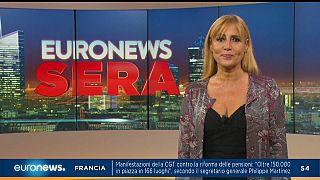 Euronews Sera | TG europeo, edizione di martedì 24 settembre 2019