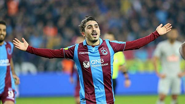 """Trabzonspor'un genç yıldızı Abdülkadir Ömür """"Altın Çocuk""""ta ilk 40'a kaldı"""