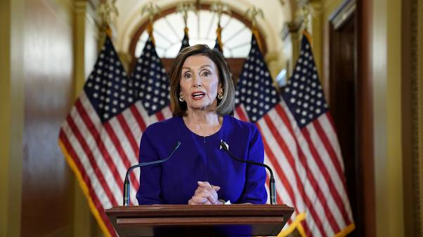US House Democrats plunge into Trump impeachment inquiry