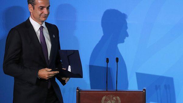 Μητσοτάκης στα Ηνωμένα Έθνη: «Το μέλλον της Ελλάδας άρχισε»