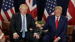 Zwangspause beendet - britisches Parlament tagt wieder