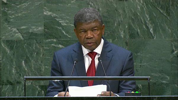 """João Lourenço defende """"reforma profunda"""" da ONU"""