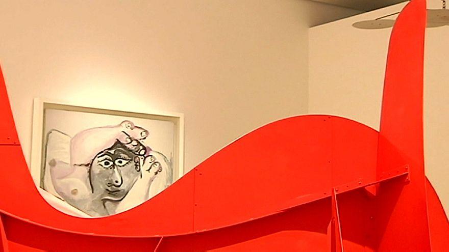 Picasso y Calder, dos genios reunidos en Málaga