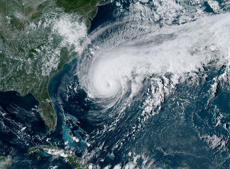 NOAA/ Reuters
