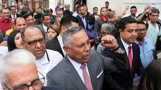 Los diputados chavistas regresan al Parlamento de Venezuela