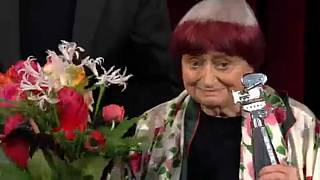 Legendary French film director Agnès Varda dies at the age of 90