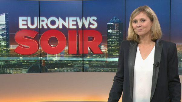 Euronews Soir : l'actualité du mercredi 25 septembre 2019
